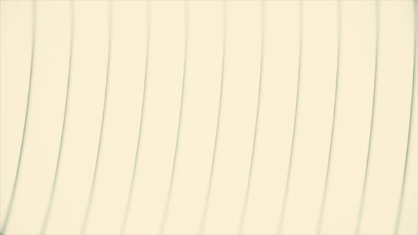Vlnité pozadí s světle béžové jemné barvy. Abstraktní bílá vlny písek textury