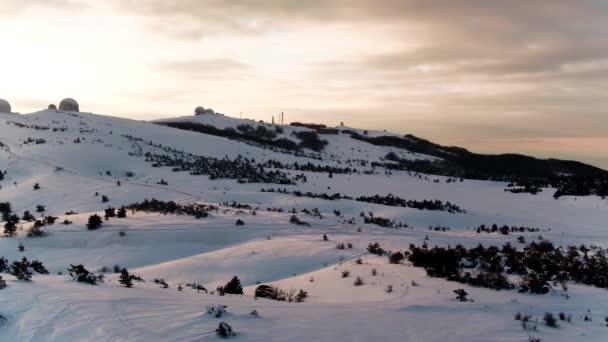 Csodálatos kilátást az Andok-hegység. A légi felvétel - Andok hegység, ég és fehér felhők