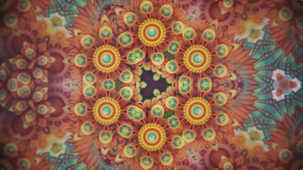 Színes kaleidoszkóp sorozat minták. Absztrakt tarka jelet ad grafikus háttér. Szép fényes dísz. Varrat nélküli hurok