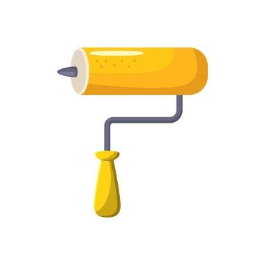 mallet equipment service industry repair vector illustration