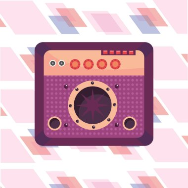 amplifier isolated icon