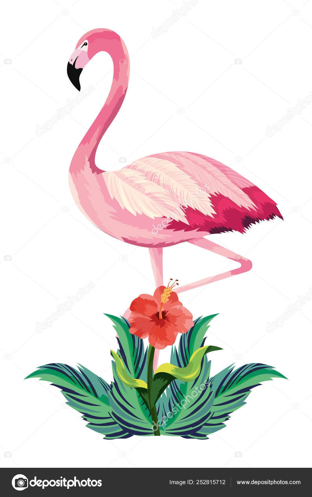 Flamingo Pool Float