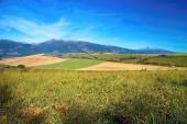 Fotografie Symbióza dvou známých kopců na Slovensku - Baranec a Kriváň