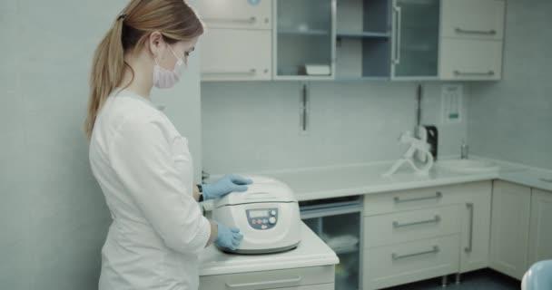 Lékařskou pomoc si krve od dárce a uvedení na zdravotnické zařízení laboratorní analýzy krve