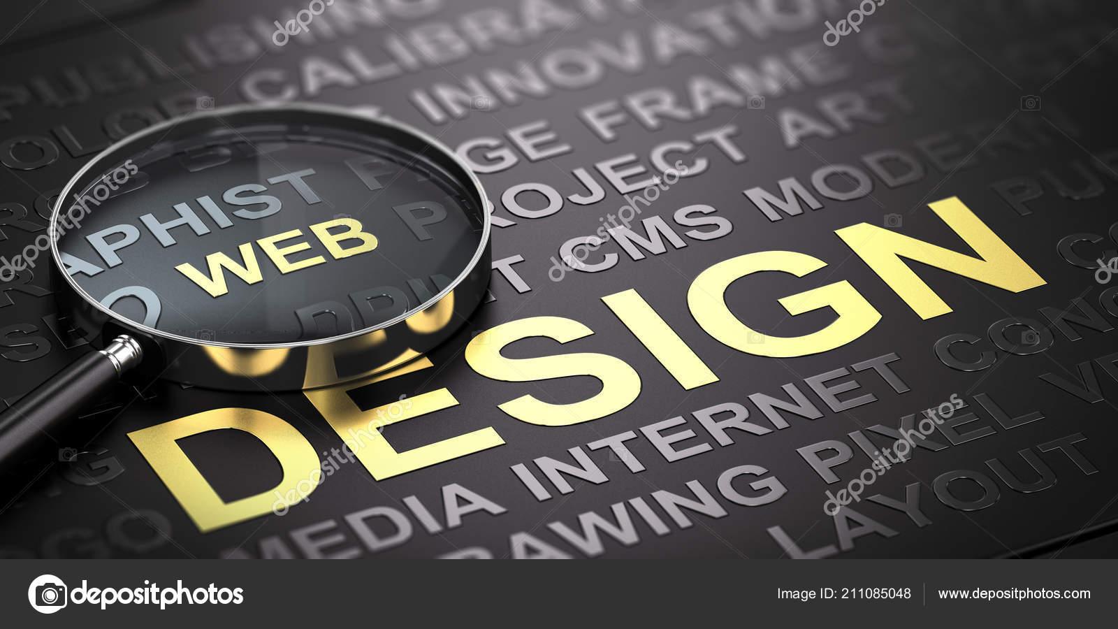 Words Cloud Black Background Text Web Design Witten Golden Letters — Stock  Photo © Olivier26 #211085048