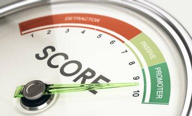 KPI, Key Performance Indicator, Net Promoter, Score From Detract