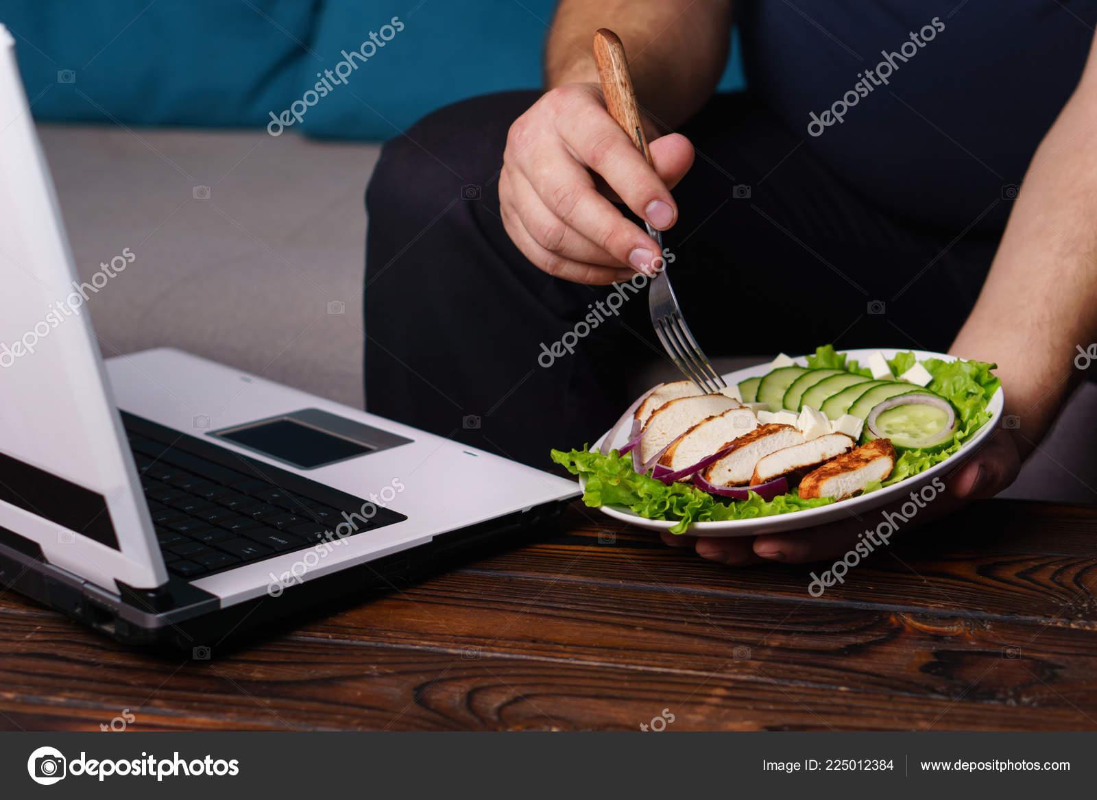 Merienda en pérdida de peso