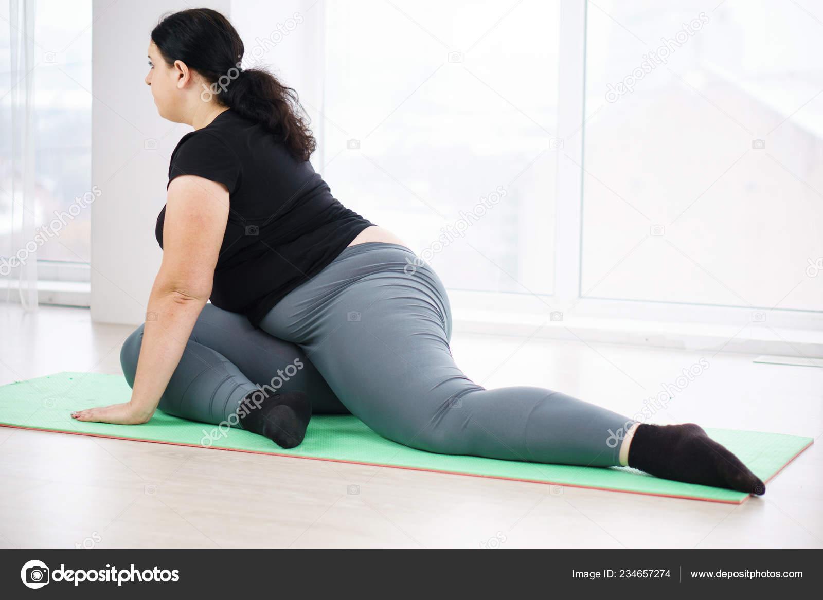 grasso della vita brucia lo yoga