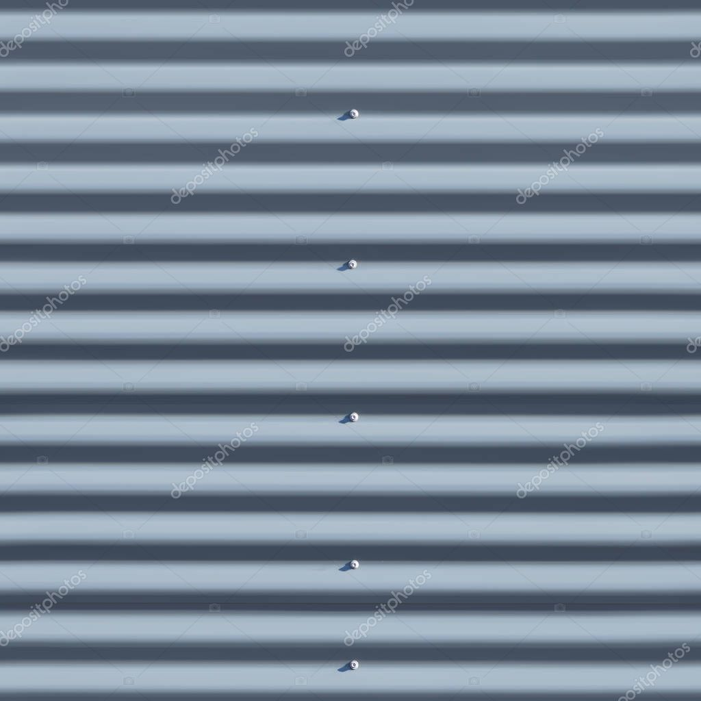 Gray sandwich panel wall seamless texture — Стоковое фото