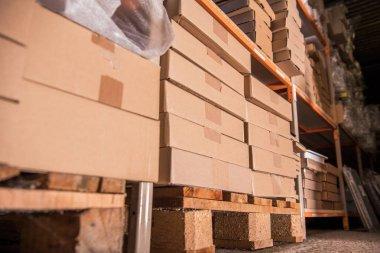 Shipping Facility Warehouse