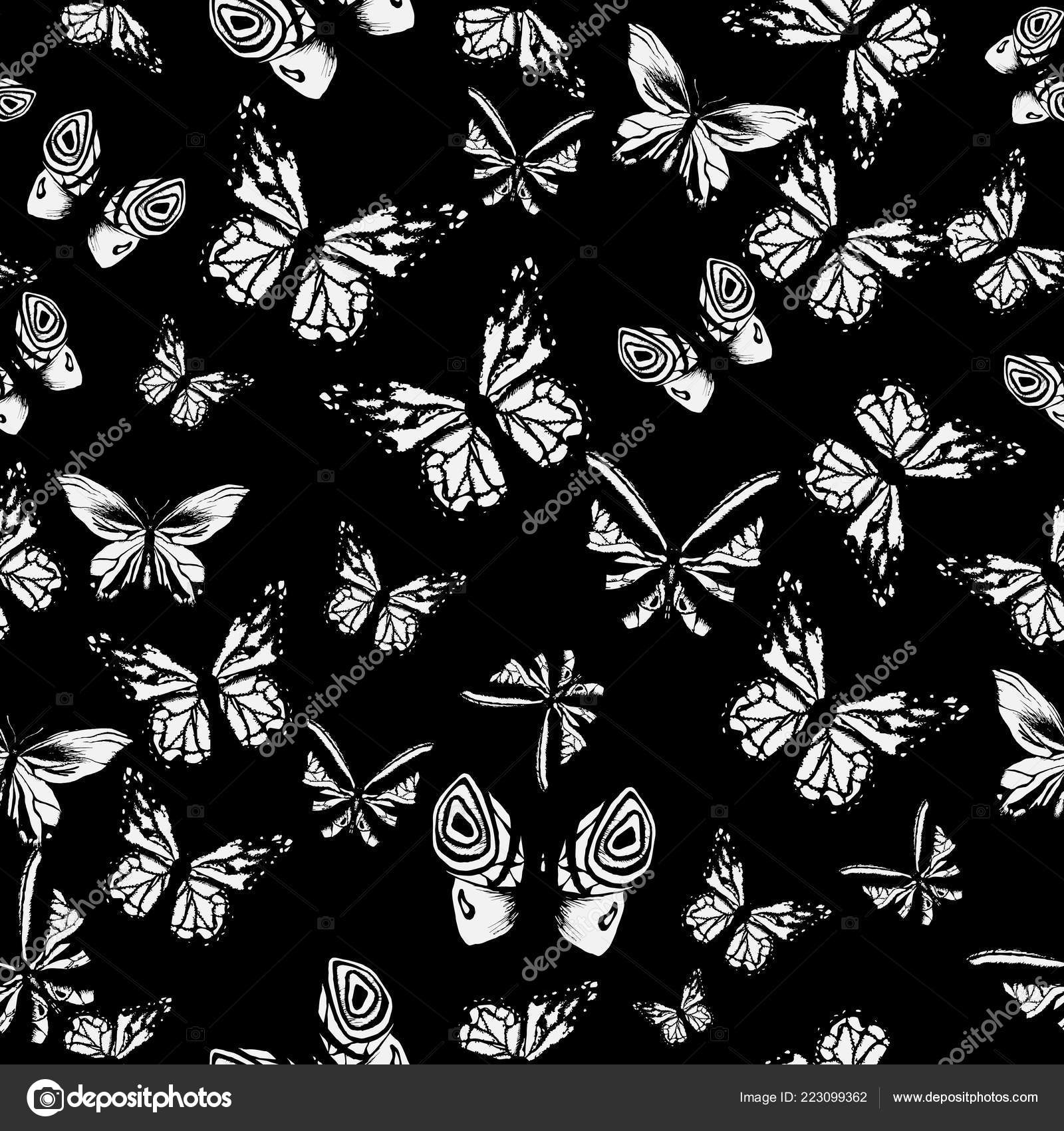 Unduh 960+ Background Vector Art Black And White Terbaik