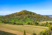 Fotografie vulkan limburg bei weilheim