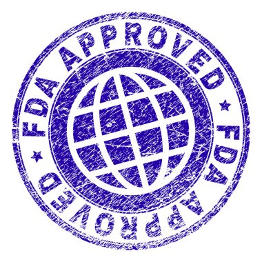 Scratched Textured FDA APPROVED Stamp Seal