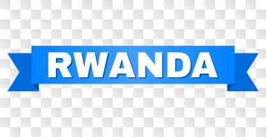 Blue Tape with RWANDA Title