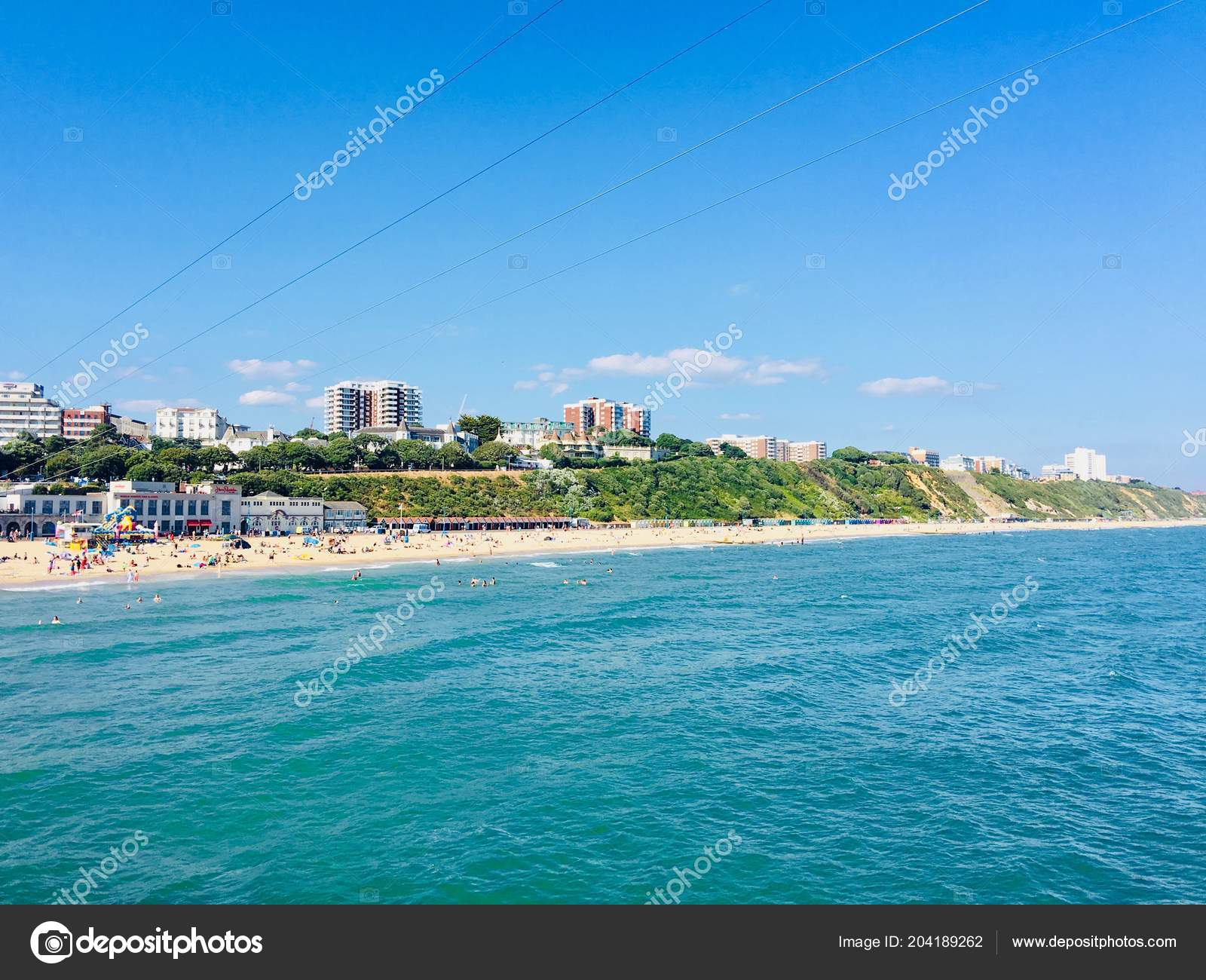 where is bournemouth england