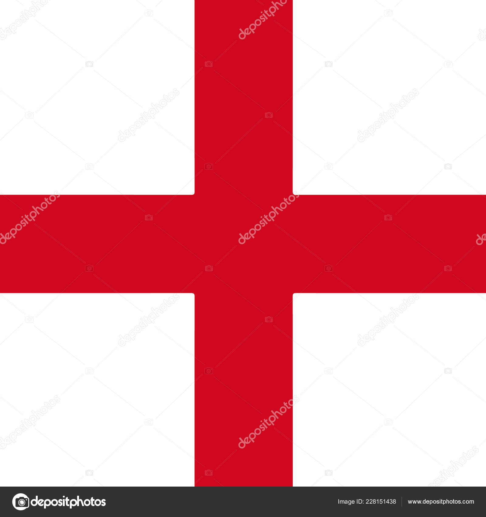England Flag Wallpaper Background Concept National Footbal