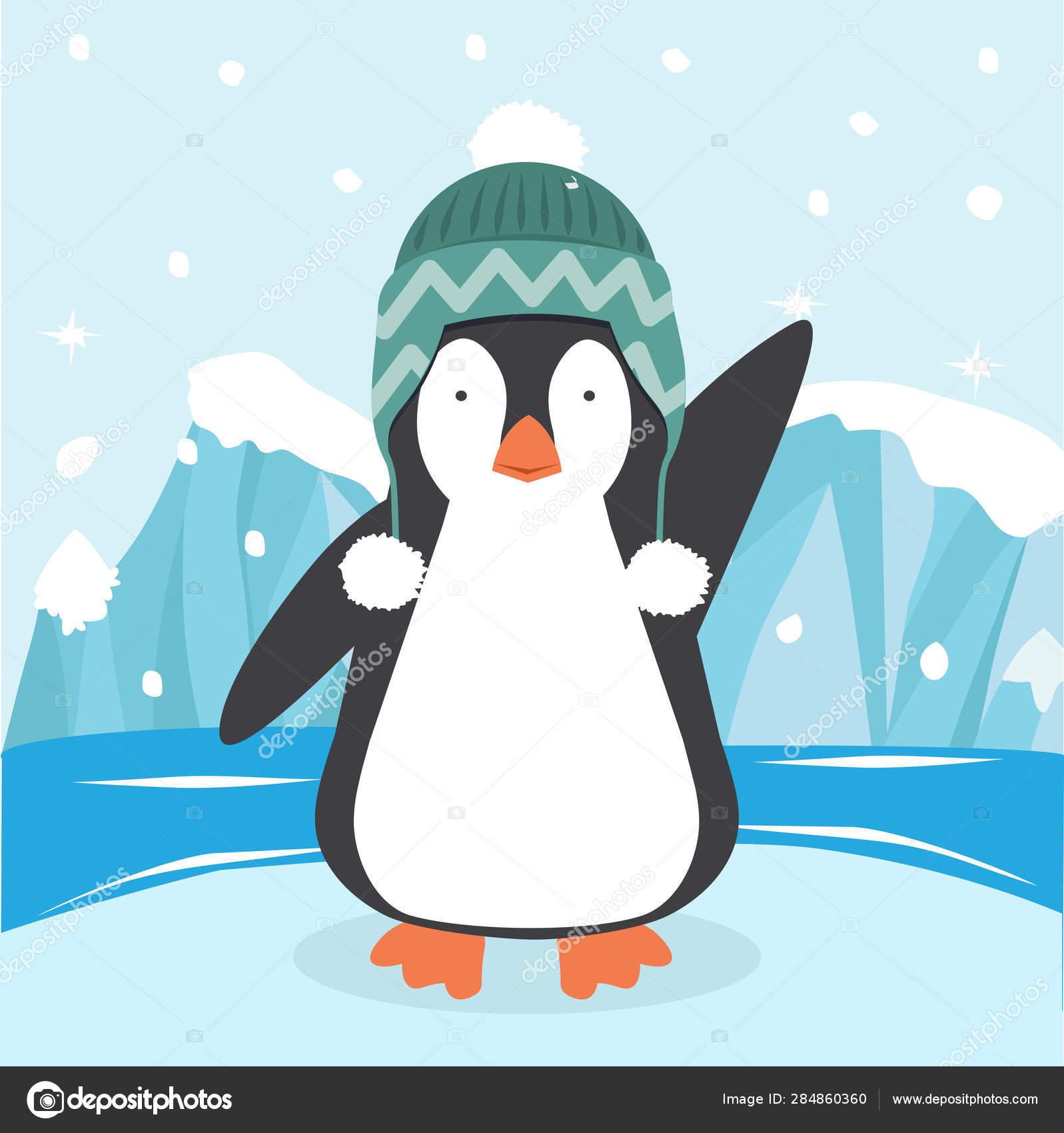 самом фото пингвин в шляпе как возникновение патологии