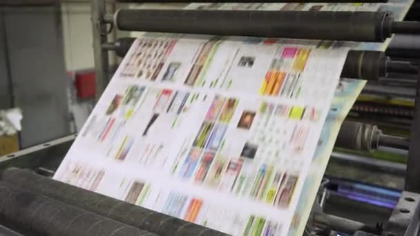 Tisk novin v typografii
