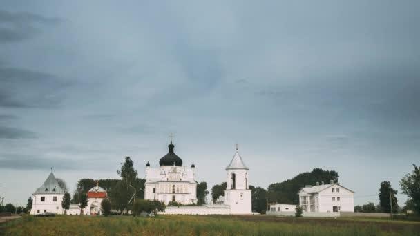 Mahiliou, Weißrussland. Komplex des Nikolausklosters