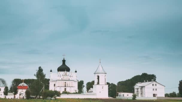 Mahiliou, Weißrussland. Der Komplex des Nikolauses. Mogilew