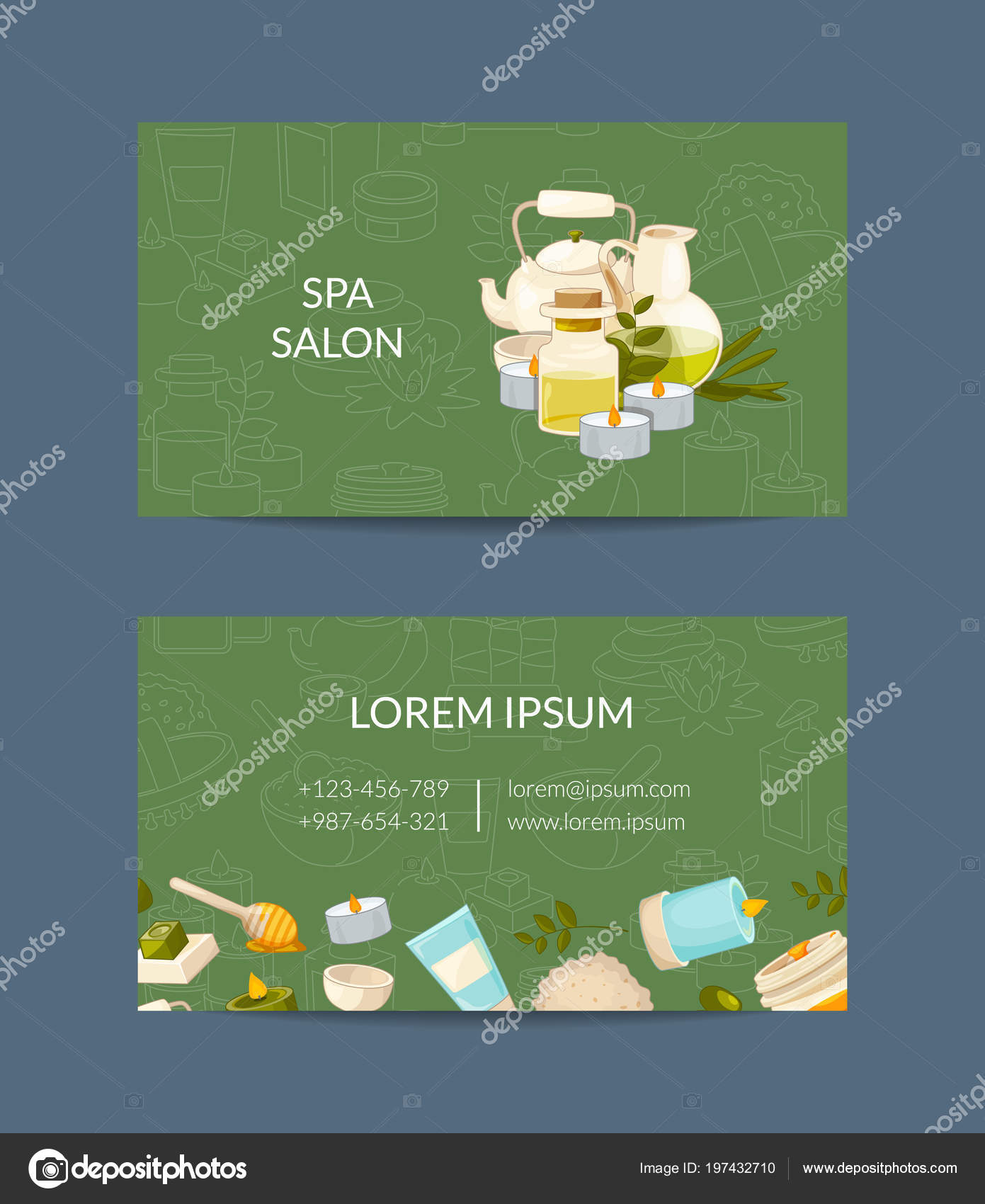 massage business card templates image collections