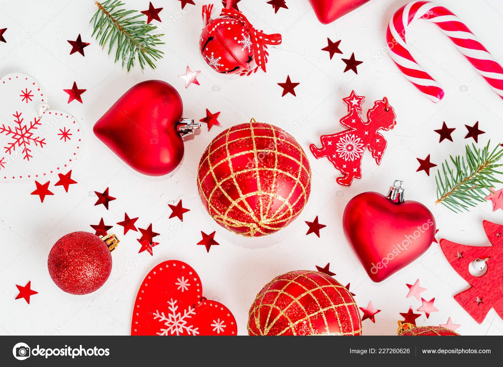 Marco Hace Decoración Navidad Con Bolas Cristal Navidad