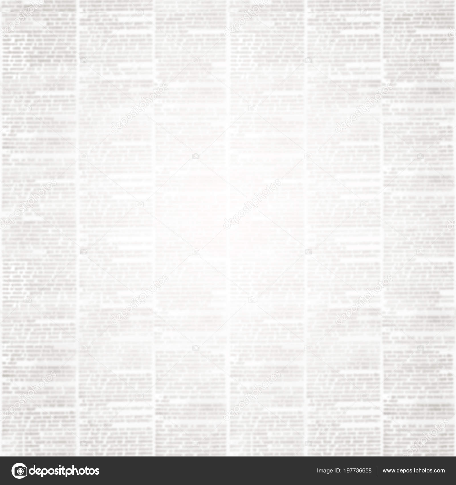 newspaper paper background space text old grunge unreadable vintage
