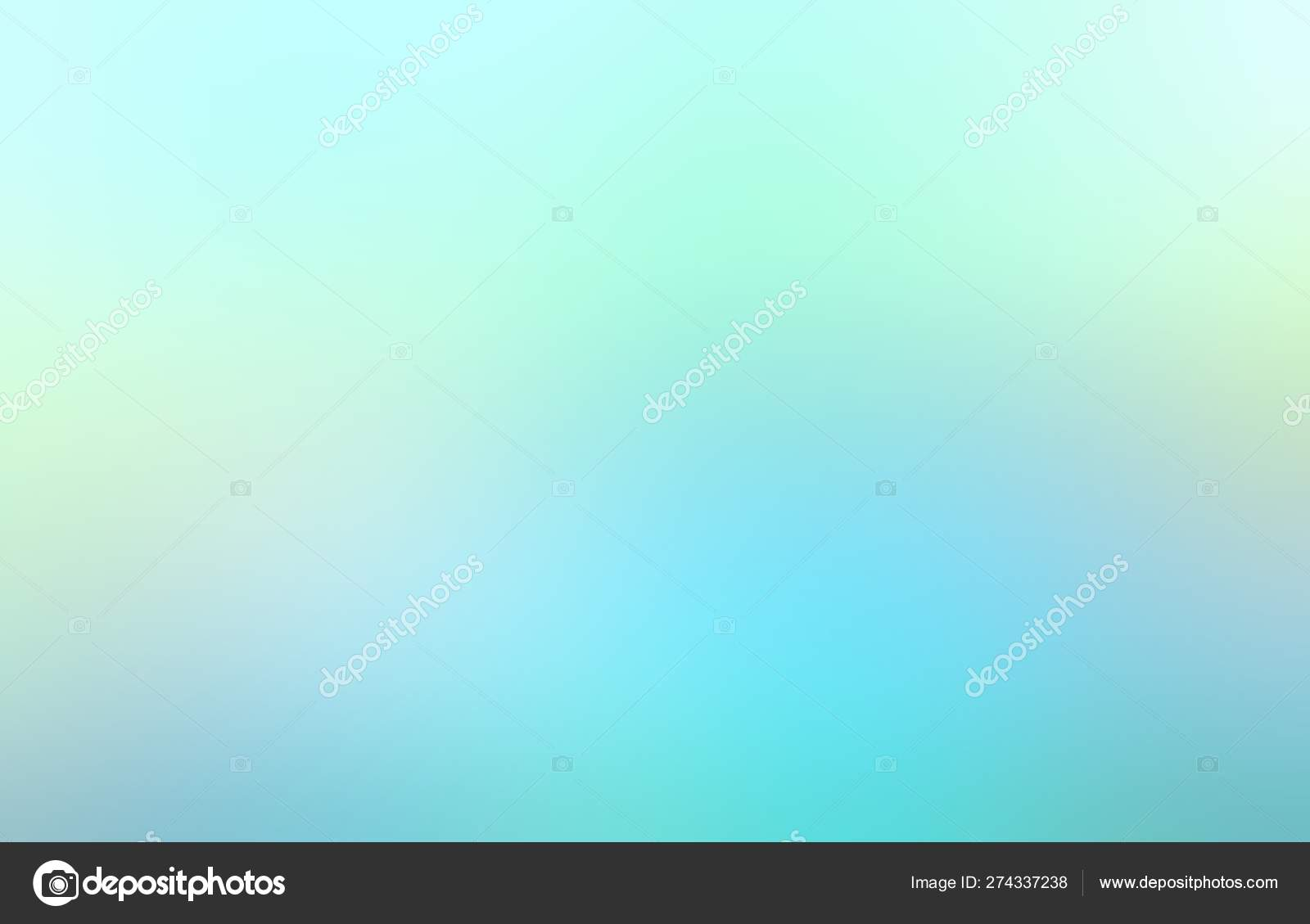 Tropical Heaven Abstract Background Azure Yellow Turquoise