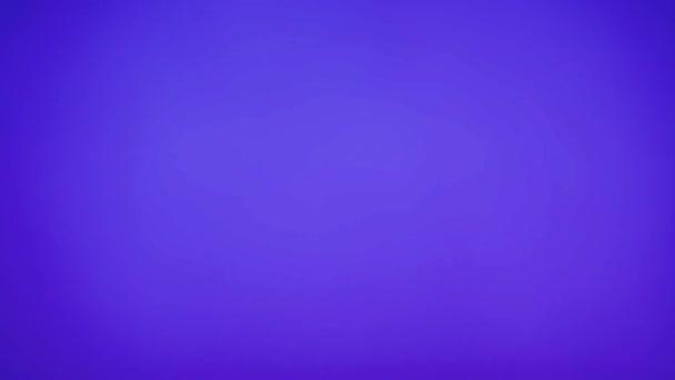 Světlo úniky a přechody pro proma v modrých tónech.