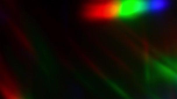 Luxusní holografické fólie světlo úniky pozadí. Barevné lesklé fólie