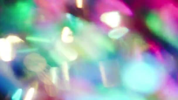 Módní barvitý abstraktní pozadí, světlo úniky přechody, kreativní bokeh