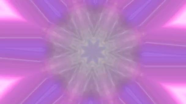 Fractal neon sci-fi psychedelic shimmering kaleidoscope.