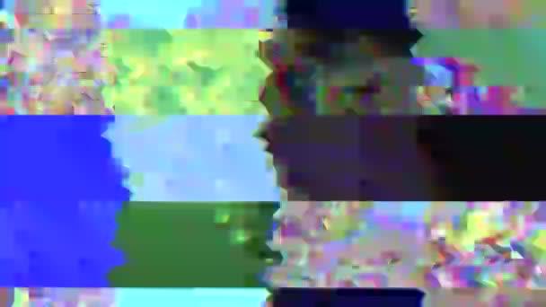 Alkalmi szüreti cyberpunk divat csillámáló részecske háttér.