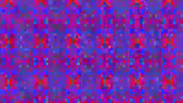 Mnohobarevné neonové psychedelické abstraktní pohybové pozadí.