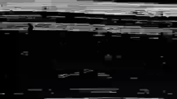 Abstrakte schlechte tv-Imitation flackernden Hintergrund.