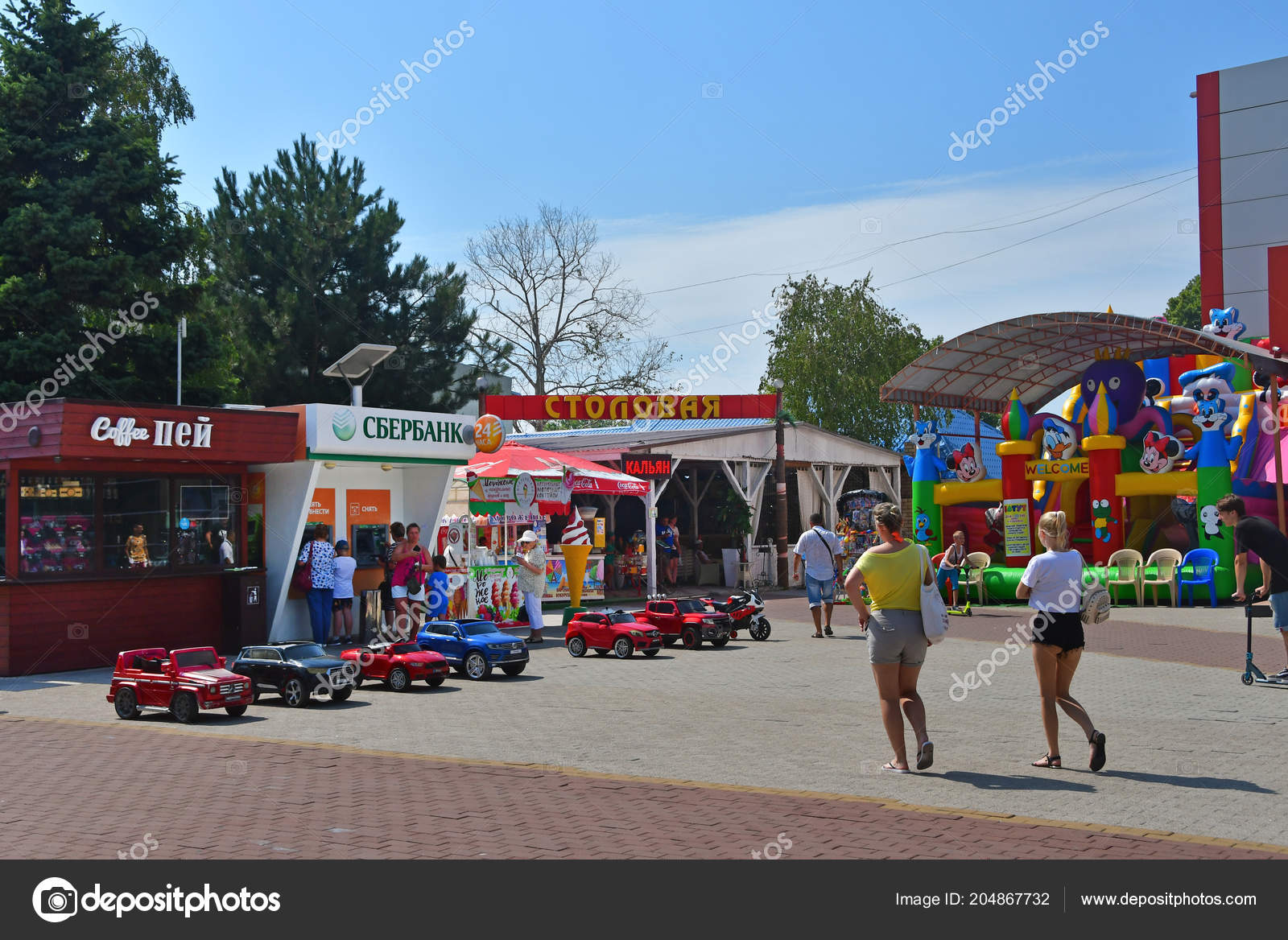 New 2018 in Anapa 55