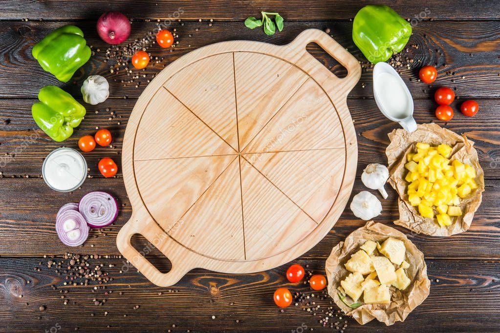 ЧЕГО НЕ ХВАТАЕТ? - Страница 2 Depositphotos_224716880-stock-photo-cutting-board-pizza-ingredients-dark