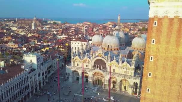 Luftaufnahme von Venedig Italien