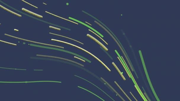 Absztrakt színes vonal háttér.Modern mozgás vonal művészet háttér