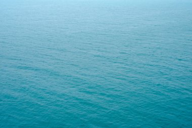Surface of ocean and sea waves