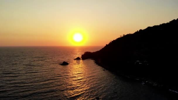 Csodálatos naplemente-ra Fethiye városában