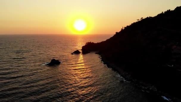 Csodálatos naplemente-ra Fethiye városában.
