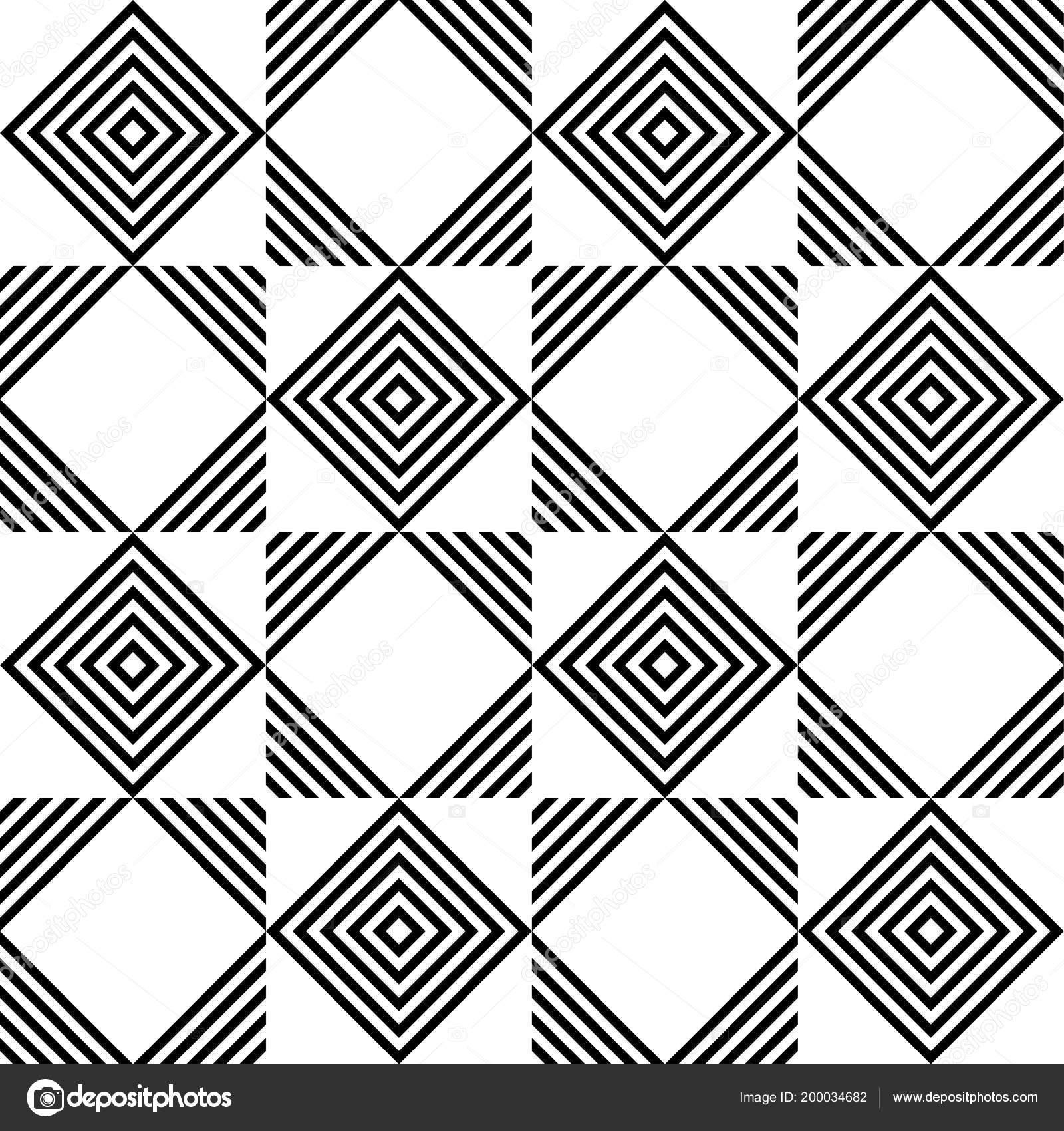 Noir Blanc Abstrait Transparent Motif Géométrique Fond Pour Papiers Peintsu2013  Illustration De Stock