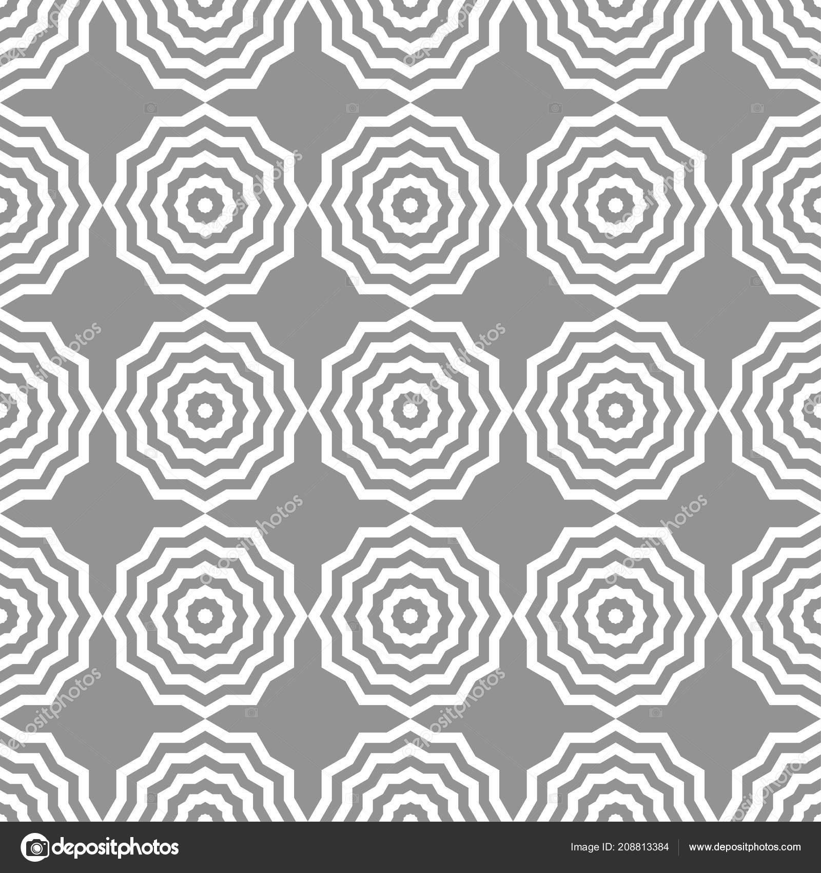 Gris Blanc Abstrait Transparente Motif Géométrique Fond Pour Papiers Peintsu2013  Illustration De Stock