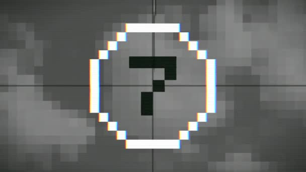 8-Bit-Film Retro Countdown Leader