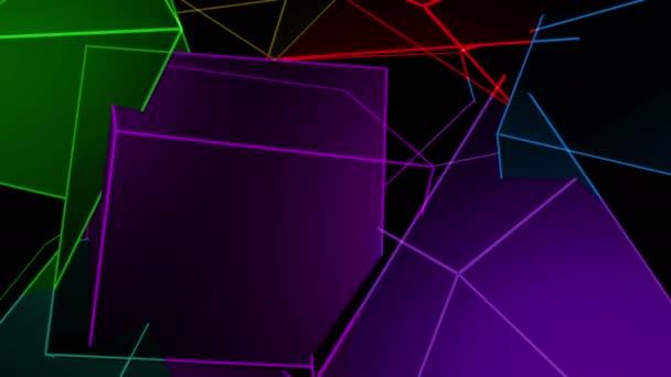 Abstraktní jasné polygonální pozadí s mnoha povrchy. Ideální pro jakoukoli grafickou prezentaci nebo vlastní grafický projekt. Může se jednat o expresivní pozadí s obrysy obrazců pro vaše logo nebo záhlaví.