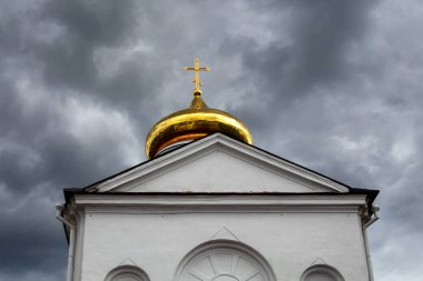 dome of the Transfiguration Church of Polotsk
