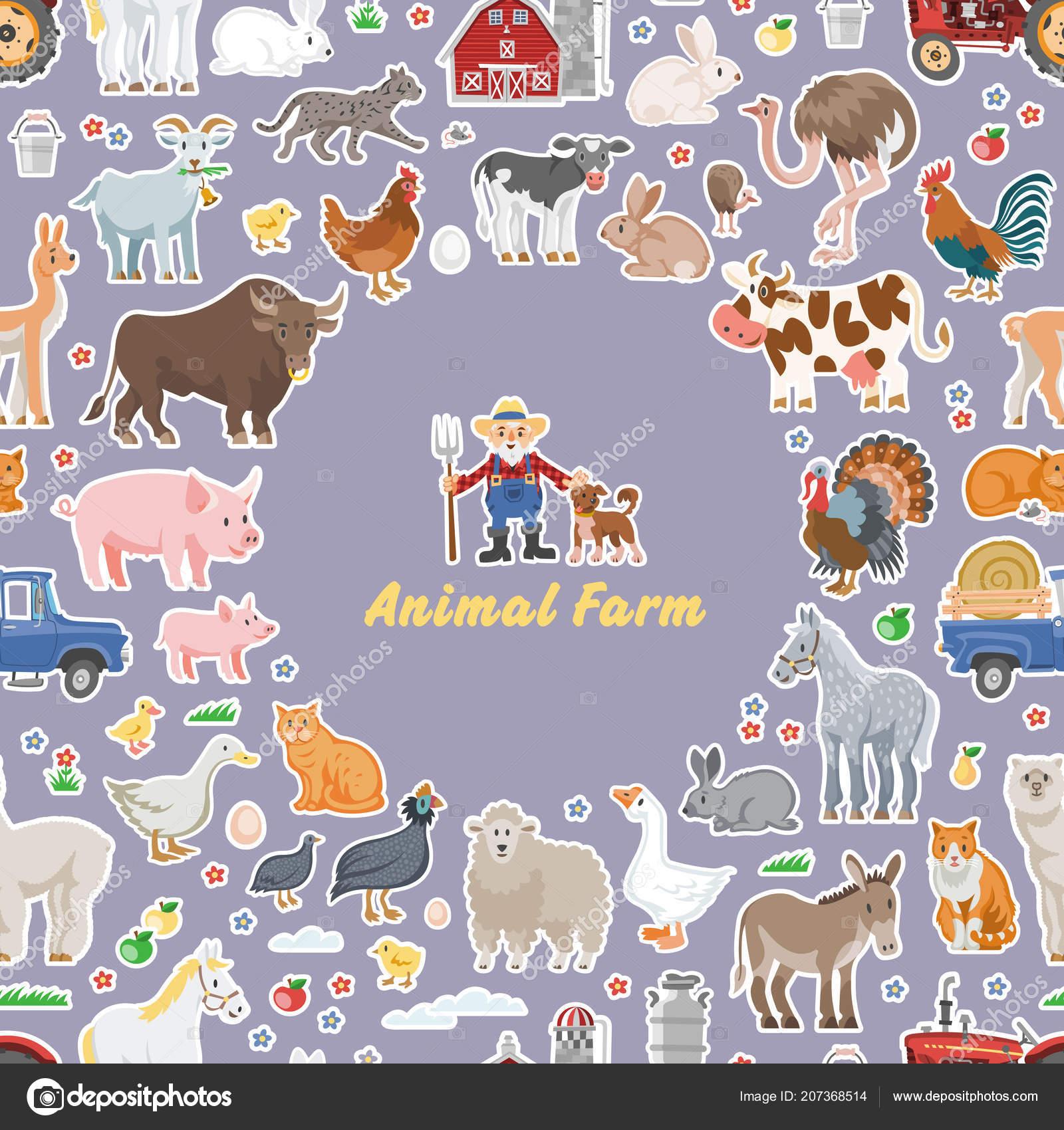 La fattoria degli animali analisi e significato di animal farm