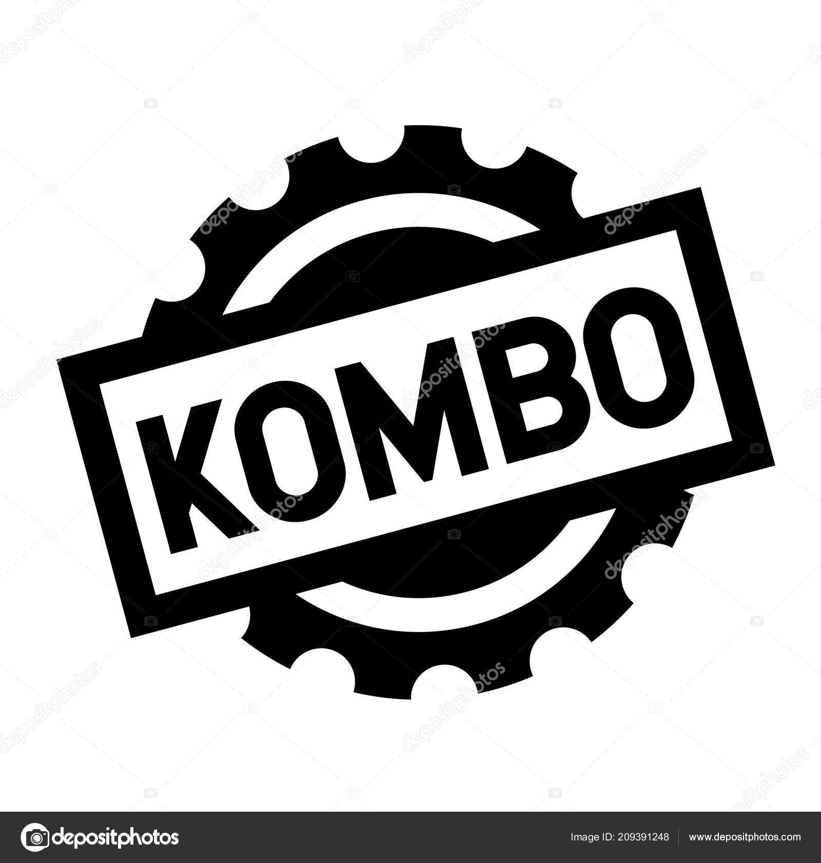 af4e1bbe623f selo de combinação preto — Vetor de Stock © lkeskinen0  209391248