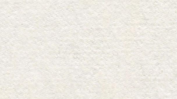 Béžový papír textury animace, pohybující se od shora dolů, které jsou určeny pro text nebo reklama